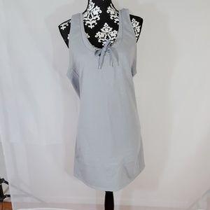 Lucy sleeveless dress size Lg